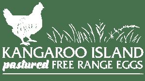 Fryars Kangaroo Island Free Range Eggs Logo